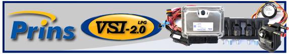PRINS VSI-2.0 Autogas Systems on Sale