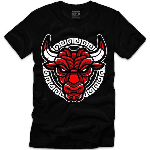 Goonville red bull logo black t shirt this tee is a nz for Red bull logo shirt