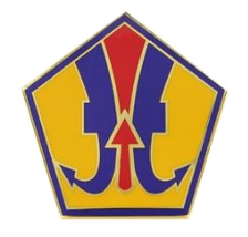 7th Mission Support Command Combat Service Identification Badge (CSIB)
