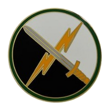 1st Information Operations Command Combat Service Identification Badge (CSIB)