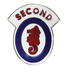 2nd Engineer Brigade Combat Service Identification Badge (CSIB)