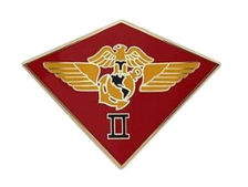 2nd Marine Aircraft Wing Combat Service Identification Badge (CSIB)
