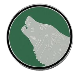 104th Training Division Combat Service Identification Badge (CSIB)