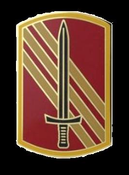 113th Sustainment Brigade Combat Service Identification Badge (CSIB)