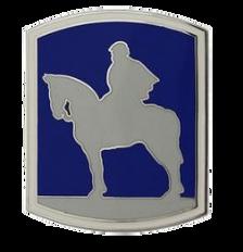 116th Infantry Brigade Combat Team Combat Service Identification Badge (CSIB)