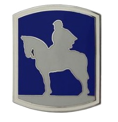 116th Infantry Brigade Combat Team Combat Service Identification Badge (CSIB)