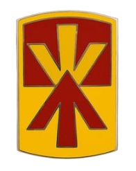 11th Air Defense Artillery Brigade Combat Service Identification Badge (CSIB)