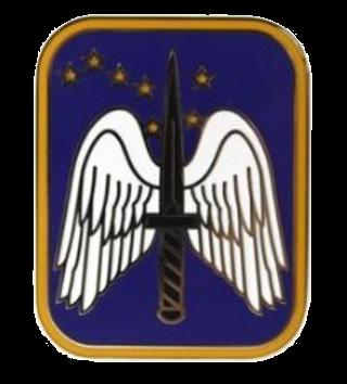 16th Aviation Brigade Combat Service Identification Badge (CSIB)
