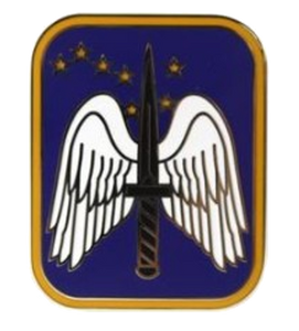 16th Aviation Brigade Combat Service Identification Badge (CSIB)