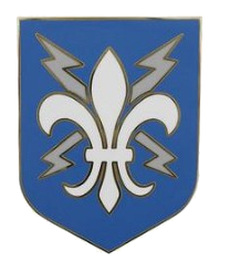 205th Military Intelligence Brigade Combat Service Identification Badge (CSIB)