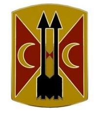212th Fires Brigade Combat Service Identification Badge (CSIB)