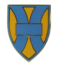 21st Sustainment Brigade Combat Service Identification Badge (CSIB)