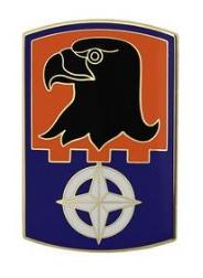 244th Aviation Brigade Combat Service Identification Badge (CSIB)