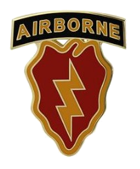 25th Infantry Division 4th Brigade Combat Team Combat Service Identification Badge (CSIB)