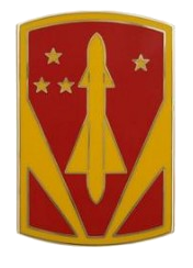 31st Air Defense Artillery Brigade Combat Service Identification Badge (CSIB)