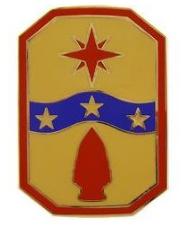 371st Sustainment Brigade Combat Service Identification Badge (CSIB)