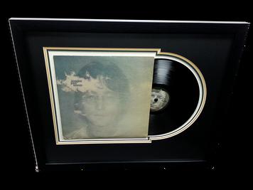 John Lennon Album Frame
