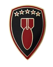 71st Ordnance Group Combat Service Identification Badge (CSIB)
