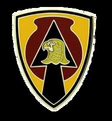 734th Support Group Combat Service Identification Badge (CSIB)