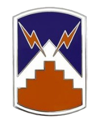 7th Signal Brigade Combat Service Identification Badge (CSIB)