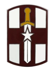 807th Medical Command Combat Service Identification Badge (CSIB)