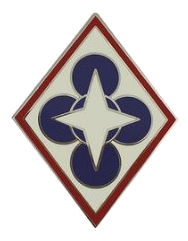 Combined Arms Support Command Combat Service Identification Badge (CSIB)