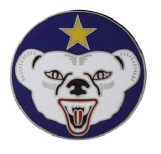 United States Army Alaska Combat Service Identification Badge (CSIB)