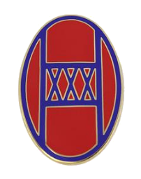 30th Armored Brigade Combat Team Combat Service Identification Badge (CSIB)