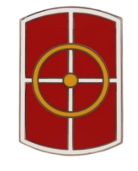 420th Engineer Brigade Combat Service Identification Badge (CSIB)
