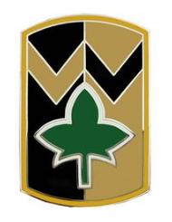 4th Sustainment Brigade Combat Service Identification Badge (CSIB)