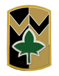 4th Sustainment Brigade Combat Service Identification Badge (CSIB)
