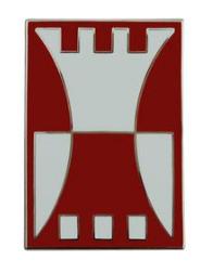 416th Engineer Command Combat Service Identification Badge (CSIB)