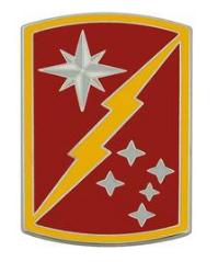 45th Sustainment Brigade Combat Service Identification Badge (CSIB)