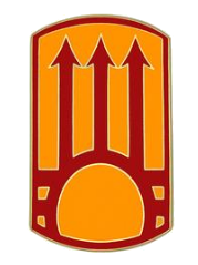 111th Maneuver Enhancement Brigade Combat Service Identification Badge (CSIB)