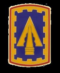 108th Air Defense Artillery Brigade Combat Service Identification Badge (CSIB)