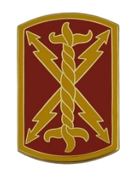 17th Field Artillery Brigade Combat Service Identification Badge (CSIB)