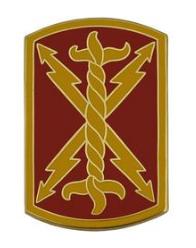 17th Field Artillery Brigade Combat Service Identification Badge (CSIB)