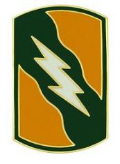155th Armored Brigade Combat Combat Service Identification Badge (CSIB)