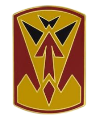 35th Air Defense Artillery Brigade Combat Service Identification Badge (CSIB)