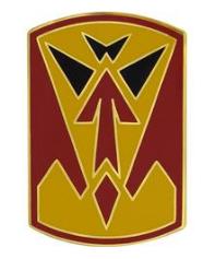 35th Air Defense Artillery Brigade Combat Service Identification Badge (CSIB)