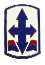 29th Infantry Brigade Combat Combat Service Identification Badge (CSIB)