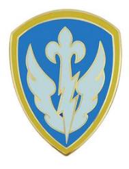 504th Battlefield Surveillance Combat Service Identification Badge (CSIB)