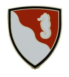 36th Engineer Brigade Combat Service Identification Badge (CSIB)
