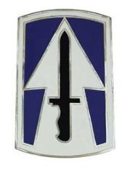 76th Infantry Brigade Combat Service Identification Badge (CSIB)