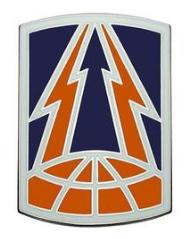 335th Signal Command Combat Service Identification Badge (CSIB)