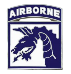 XVIII Airborne Corps Combat Service Identification Badge (CSIB)