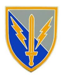 201st Battlefield Surveillance Combat Service Identification Badge (CSIB)