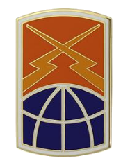 160th Signal Brigade Combat Service Identification Badge (CSIB)