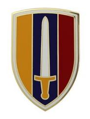 United States Army Vietnam Combat Service Identification Badge (CSIB)