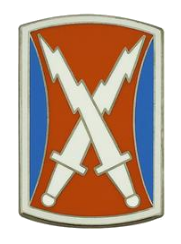 106th Signal Brigade Combat Service Identification Badge (CSIB)
